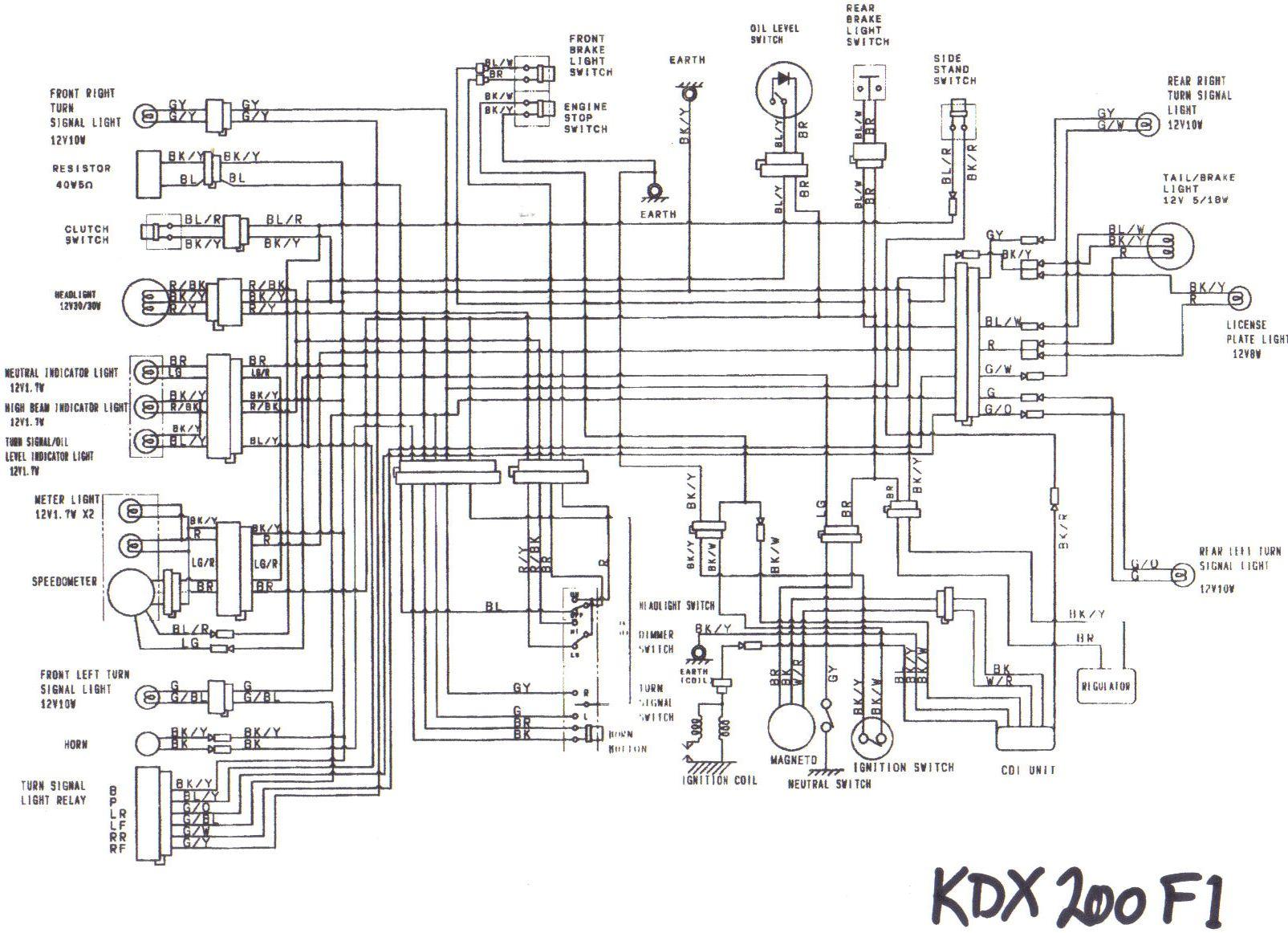 Wiring Diagram Panasonic Cq C7301U The Wiring Diagram – Kawasaki 200 Wiring Diagram